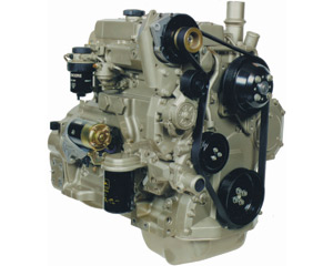 Deere PowerTech 4045D engine