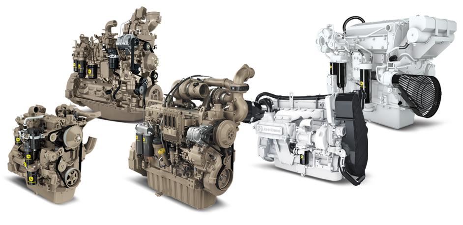 John Deere Engines John Deere Has Extensive
