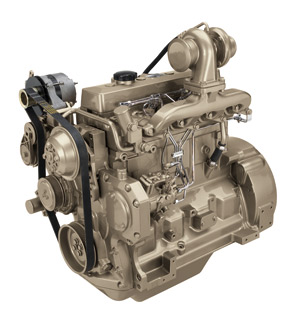 Deere 4045 PowerTech M Tier 3 engine