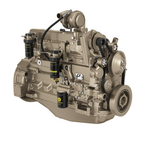 Deere 6068 PowerTech E tier 3 engine