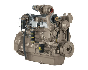 Deere 6068 PowerTech Plus Tier 3 engine