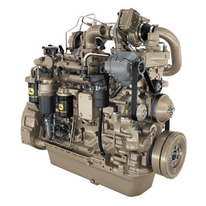Deere 6068 PowerTech PSX engine