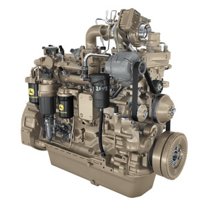 Deere 6068 PowerTech PVX Tier 4 engine
