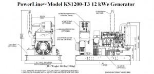 KS1200 dim drawing