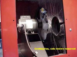RER CS4 - fan motor fan