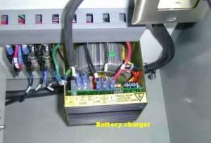 RER DC1 - bat charger