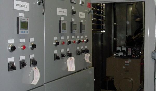 Mining Company Switchgear – John Deere-driven Gensets