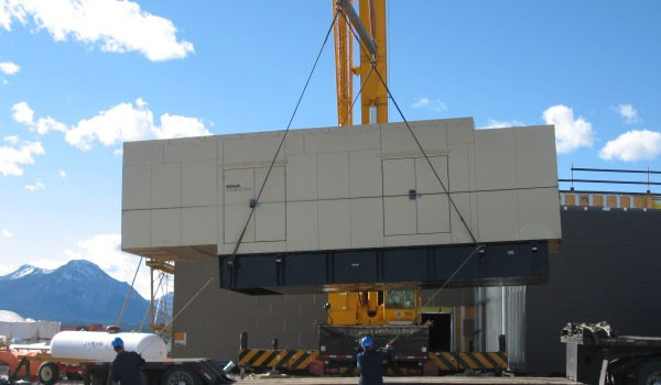 Backup Power for Casino – Kohler Generator with Enclosure