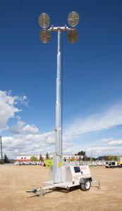 Hydraulic Vertical Mast 5