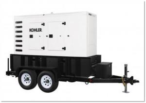 Kohler Towable Generator 1