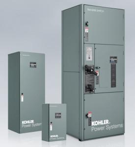 Kohler transfer switches