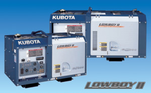 Kubota Lowboy blue