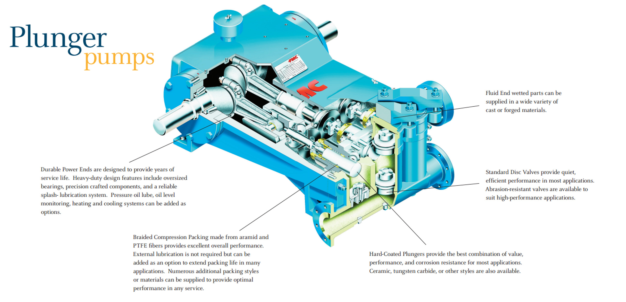 FMC Technologies Pumps - Frontier Power Products