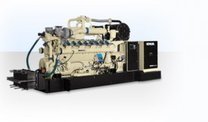 Land-Based Prime or Continuous Generator Sets - Frontier