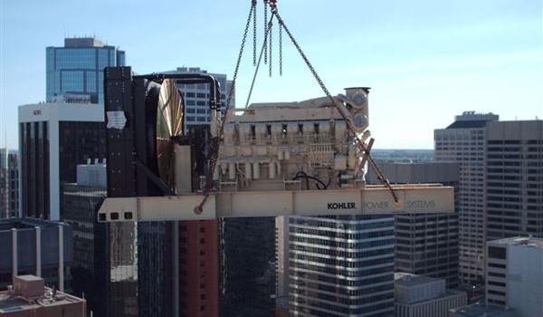 Calgary Courthouse – Kohler Standby Generator Sets