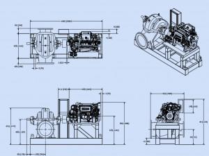 Engineering - Custom Pump Unit 1