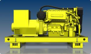 Engineering Page - Marine Genset 2