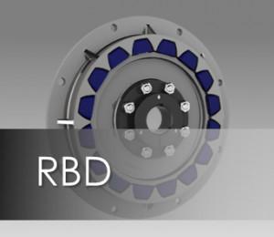 Flexible Couplings - RBD 1