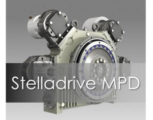 Pump Drives - Stelladrive MPD 1