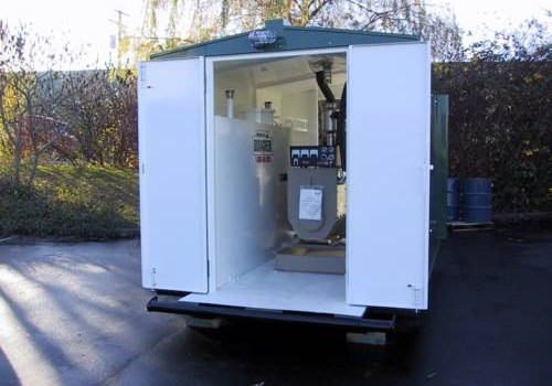 Oilfield Service Units Generator Sets