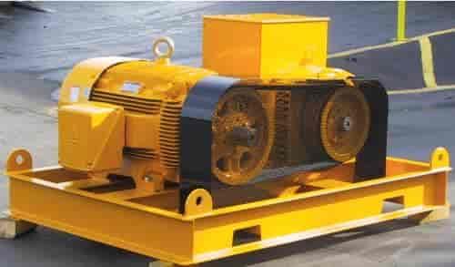 50 to 60 HZ Motor Generator Set