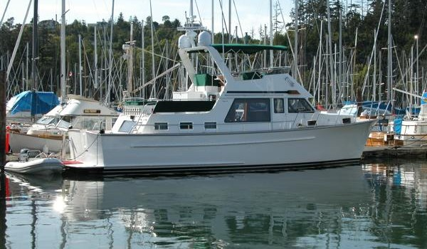 Westcoast 46 Vessel – John Deere Propulsion Engine