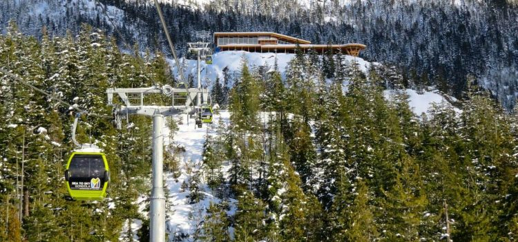 Mountain Gondola – John Deere-Powered Power House