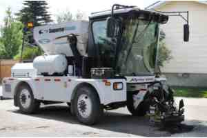 Pothole Patcher – John Deere Engine