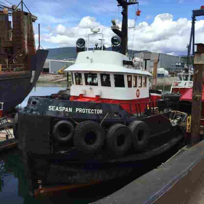 Seaspan Protector Tug 1