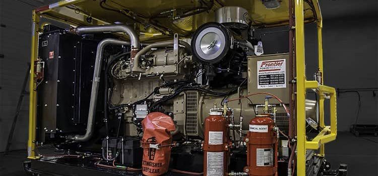 Prime Power with Fire Suppression – John Deere Powered
