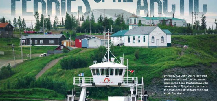 Ferries Of The Artic